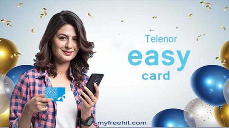 telenor easy card packages