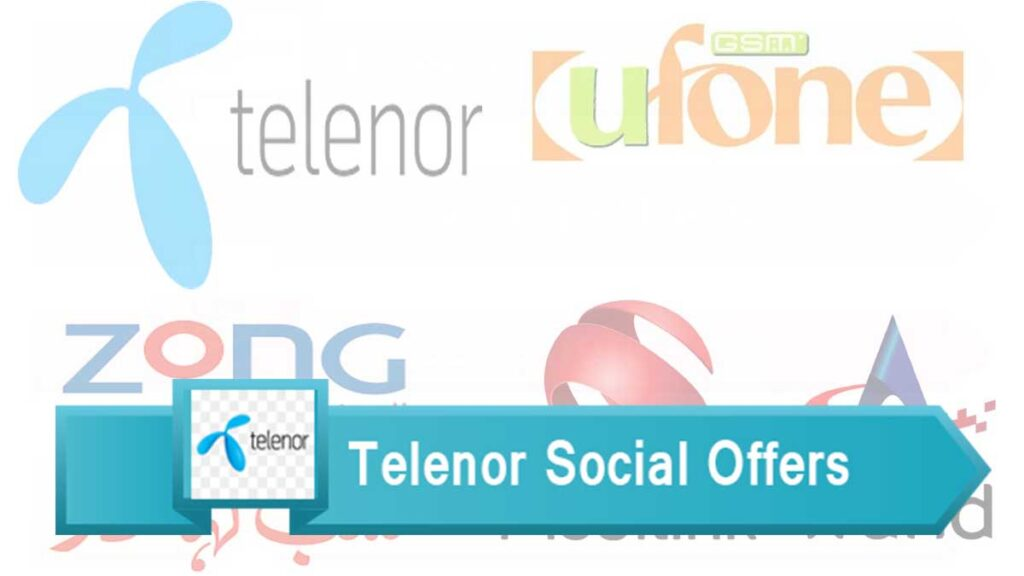 telenor social feature